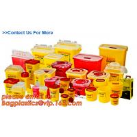 Quality BIOHAZARD SHARP CONTAINERS, STORAGE BOX, CRATES, PET FOOD BOWL, DUSTBINS, PALLETS, BOXES, BANGDAGES for sale