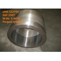 Quality S32750 / SAF 2507 Super Duplex Stainless Steel Good Resistance To General Corrosion for sale