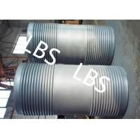 China Crane Winch Carbon Steel Wire Rope Drum For Offshore Marine Machinery on sale