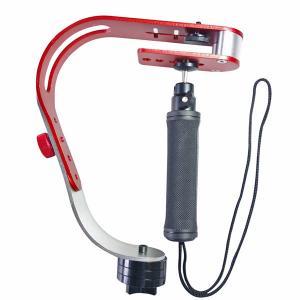 Quality Professional Mini Handheld Stabilizer Hole Camera Steadicam For Canon Nikon Sony GoPro Hero 4 3 SJ4000 Phone DSLR DV for sale