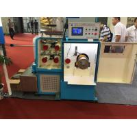 Quality Copper Super Fine Wire Drawing Equipment Automatic Tension Control for sale