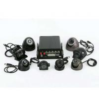 Quality 4CH 720P Volkswagen Car Video Recorder Support Mobile Phone APP to View for sale