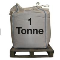 Quality Top Full Open 1 Ton FIBC Jumbo Bags 100% Virgin PP Founded Flat Bottom With Spout for sale