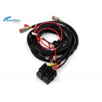 Quality OEM Automotive Wiring Harness TS16949 Standard For Complex Telecommunication for sale