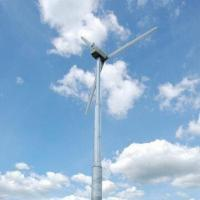 Quality Wind turbine, 10kW wind power, 180rpm rated speed, GFRP blades for sale