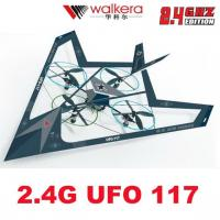 Quality Walkera UFO 117 4CH RC UFO RTF 2.4GHz for sale
