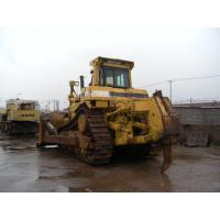 Quality used caterpillar D9R bulldozer CAT D9R bulldozer with ripper original painting for sale