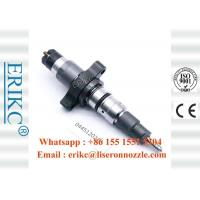 Quality ERIKC 0445120210 Bosch diesel Cummins injector 0 445 120 210 fuel pump engine injection 0445 120 210 for Ford for sale