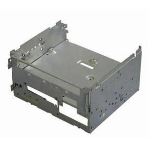 Quality Aluminum 6061 6063 Sheet Metal Case Deep Drawn Metal Stamping Part for sale