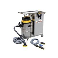 Quality 1100W Furniture Room Sander Dust Collection, Low Noise Industrial Dust Extraction System for sale