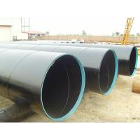 Quality 6 Meter Alloy Saw Steel Pipe , Helical Arc Electric Resistance Welding Pipe for sale