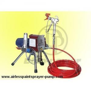 China High pressure piston type airless paint sprayer & airless spray gun kit on sale