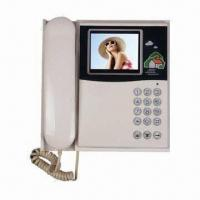 Quality Video Door Phone with Surface Mounting Installation, Measures 213 x 220 x 57mm for sale