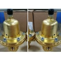 Quality 1301F-1 Model Fisher Natural Gas Regulator 1/4 Inch End Connection Fisher Brass Body for sale