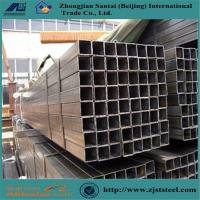 Quality MS WELDED SQUARE CARBON STEEL PIPE PRICE LIST for sale