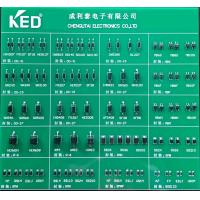 Quality High Efficiency Rectifiers Diode 1A HER101 Thru HER108 Do-41 Package for sale
