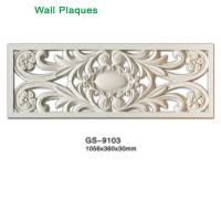 Buy Classical Royalty wall decoration PU plaque at wholesale prices
