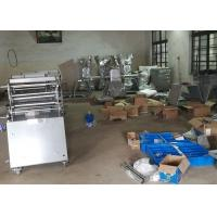 Quality Table Top Pastry Sheeter , Industrial Dough Sheeter Dough Thickness 1-35mm for sale