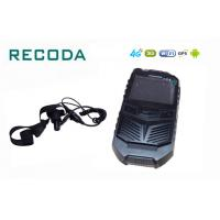 Quality Mini 3G Live View Law Enforcement Body Worn Camera Recorder with GPS Tracking for sale