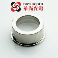 China Flat window caps, ±45° ±60° gold (electro) plating, Electroplated nickel, class to metal sealing, High Refractive Index on sale