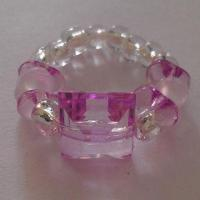 Quality Shining Ring DIY, Available in Various Designs, Sizes and Colors for sale