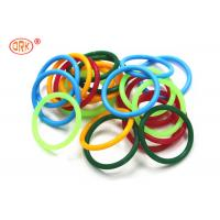 Quality Universal Coloured FKM O Rings Sealing , Heat Resistant O Ring AS568 for sale