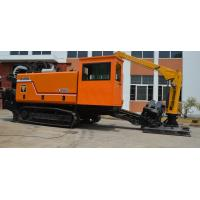 Quality Cralwer Integrated Horizontal Directional Drilling Equipment Multi Shift Stepless Speed for sale