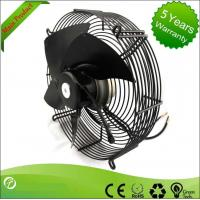 Quality Sheet Steel Ventilation Ec Axial Exhaust Fan , Industrial Blower Fans High Volume for sale