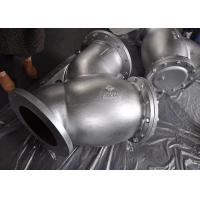Quality 2 Inch Cast Iron Y Strainer 10K Norminal Preassure Customized Service for sale