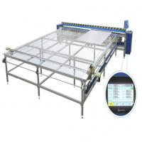 China 3.2 M  roller blinds two blade  automatic  cutting machine automatic feeding & rewinding fabrics on sale