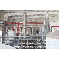 Quality High fructose corn syrup production plant/ high fructose corn syrup factory installation sale for sale