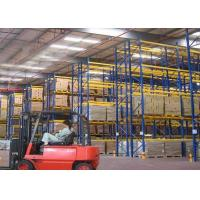 Quality Adjustable Warehouse Industrial Pallet Racks Vertical Type Capacity 3000KG for sale