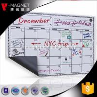 wholesale magnetic calendar for refrigerator on Amazon