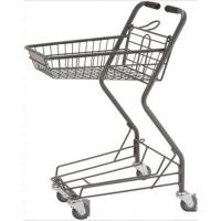 Quality Machine Welding Customizable Shopping Cart Convenient Supermarket Baskets And Trolleys for sale