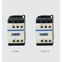 Quality IEC 60947-4 AC Magetic Contactor with 3 pole, Voltage Up to 1000V, Current 9A to 150A for sale