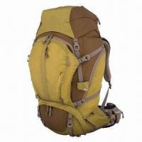 Quality Mountaineering Backpack, Made of Polyester 1,000D, Water-resistant for sale