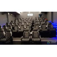 Quality Funny 7D Movie Theater For Science Museums / Solid 7D Home Cinema for sale