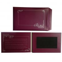 Quality wholesale greeting cards and envelopes with 7 inch video screen/video card for sale