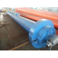 Quality Plane Rapid Gate Telescopic Hydraulic Hoist Cylinder QPKY Series For Vehicle for sale