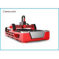 Quality 300W 500W Fiber Laser Cnc Cutting Machine For Metal Stainless Steel for sale