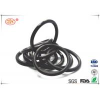 Quality Nitrile NBR Rubber O Ring Encapsulated Excellent Gasoline / Oil Resistant for sale
