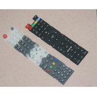 Quality Customizable Industrial Silicone Button Rubber Membrane Switch Keypad for sale