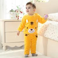 Quality Brand baby clothes Infants and young children two-piece little tiger suit  (0-3 Year) for sale