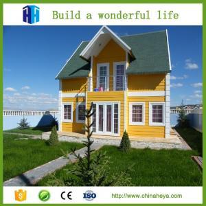 Quality fire proof prefabrique maison villa architectural design and drawing for sale