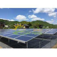 Quality 6005 - T5 Ballasted Solar Racking Systems JIS C8955:2017 for sale
