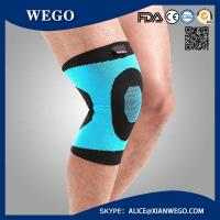 Quality Running Fitness Sports Leg Knee Protector Pad Sleeve Compression Sleeve Support for sale