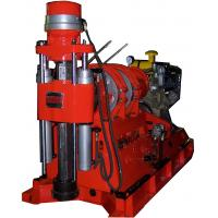 Buy cheap Hydraulic Engineering Drilling Rig rock core drill water well conservancy shallow petrol natural gas mining from wholesalers