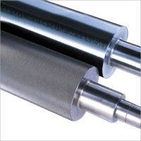 Buy cheap H8 1.2m Transferpress Stainless Steel Chrome Plated Rollers from wholesalers