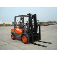 Quality ISUZU Engine Diesel Forklift Truck , 4 Ton Forklift 7000mm Max Lift Height for sale