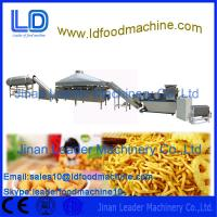 Quality ISO9001Fried Wheat Flour Snacks Processing line for sale